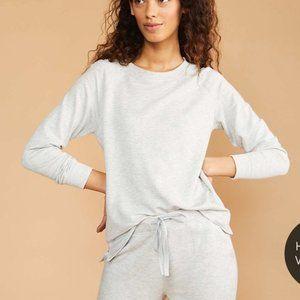 Lou & Grey Signature Softblend Sweatshirt Gray